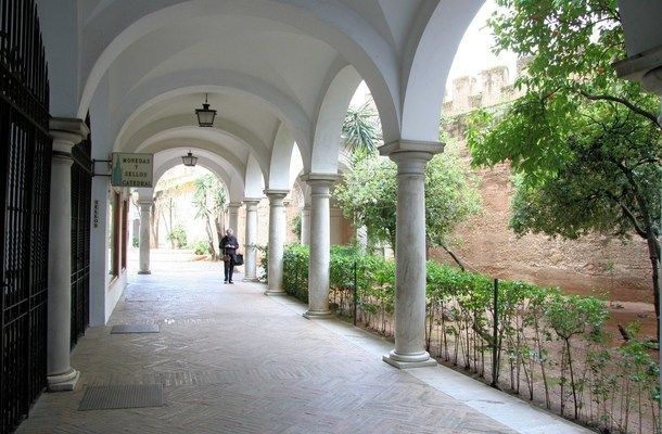 flat to rent center seville near cathedral 1
