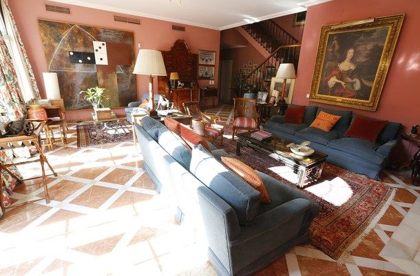 luxury house to rent in seville 1