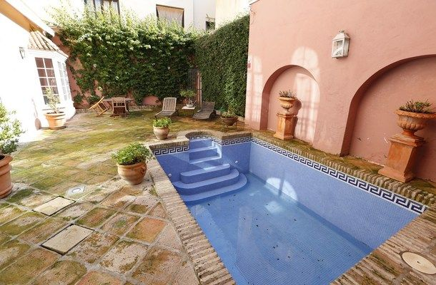 luxury house to rent in seville 11
